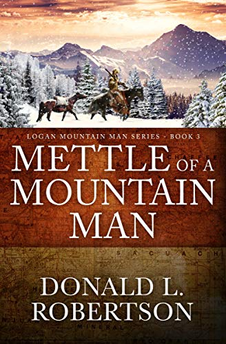 Blurb - Mettle of a Mountain Man